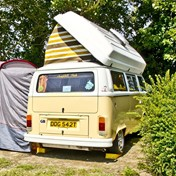 VW with drive away awning
